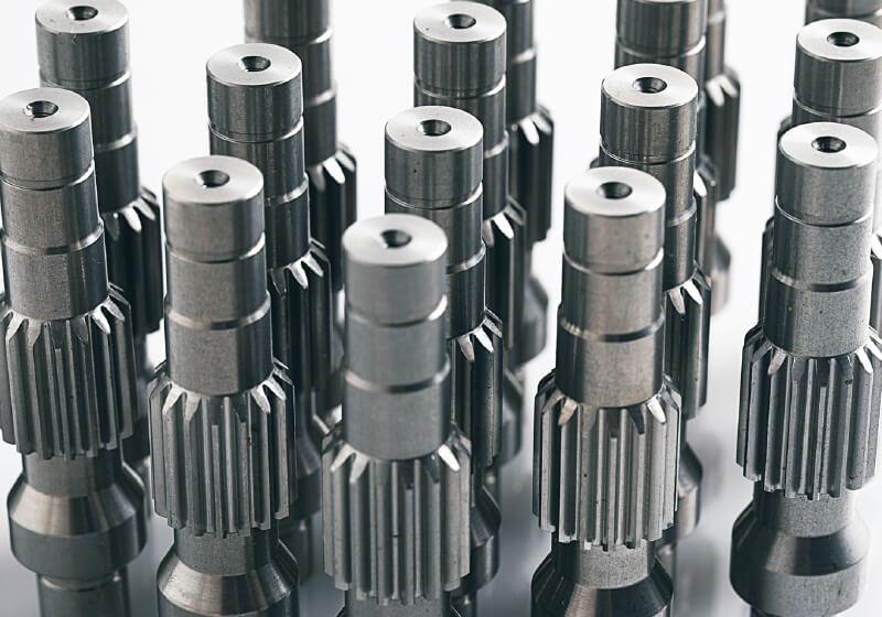試作から量産品まで対応可能な設備・生産力