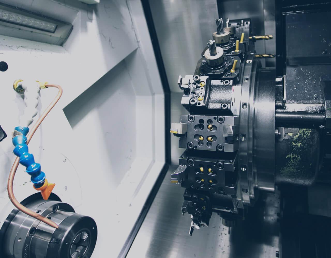 金属・切断加工技術で「夢をかなえる」